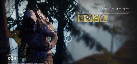 Destiny 2: ubicación de Xur y equipamiento (del 8 al 12 de diciembre)