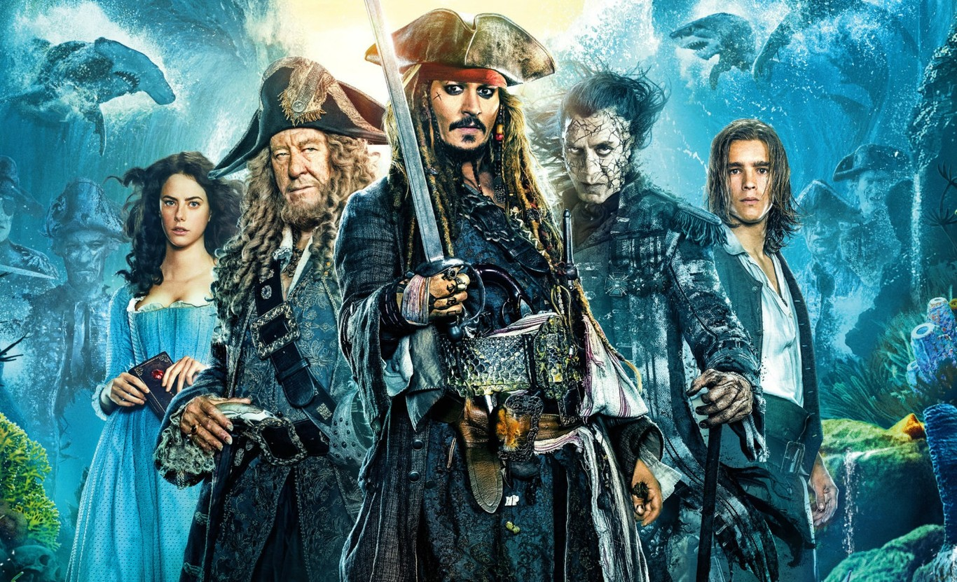 Piratas del Caribe: La venganza de Salazar', la película