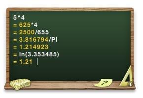 Calc Board, una pizarra para calcular en tu Dashboard