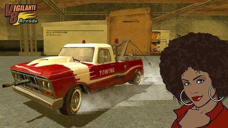 Vigilante 8: Arcade - Sheila
