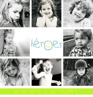 """""""Héroes"""", taller de fotografía online para retratar a nuestros hijos"""