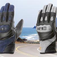 Hevik presenta sus guantes ventilados Arizona y Dakota de aspecto retro
