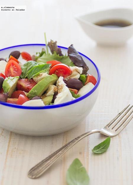 Comer sano en Directo al Paladar: el menú ligero del mes (IX)