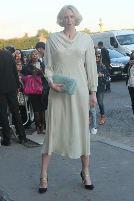 juego de tronos estilismo look alfombra roja actrices Gwendoline Christie