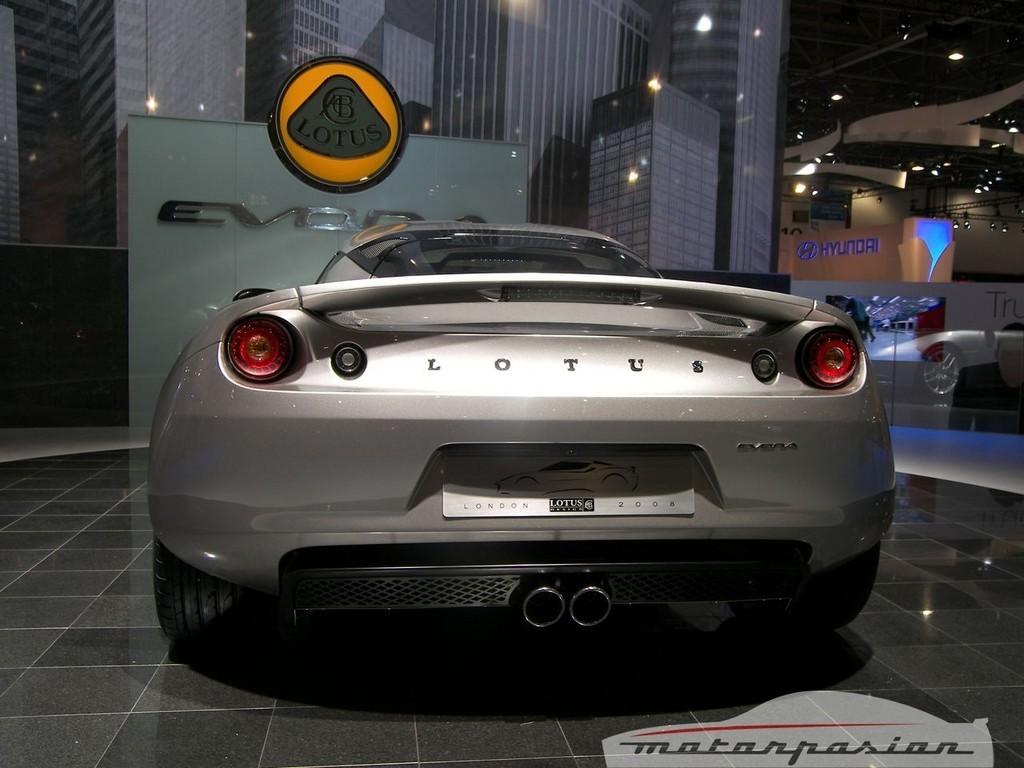 Foto de Lotus Evora en el British Motor Show 2008 (9/14)