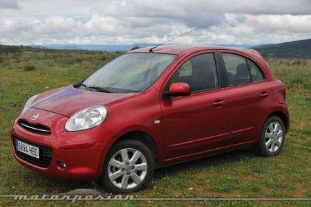 Nissan Micra 1.2 CVT, prueba (valoración y ficha técnica)