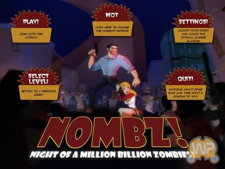 Demo de 'Night of a Million Billion Zombies'