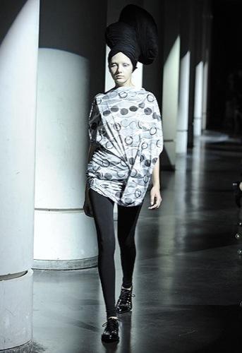 Junya Watanabe, Primavera-Verano 2010 en la Semana de la Moda de París VI