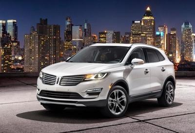 Lincoln MKC:  El pequeño vehículo utilitario premium