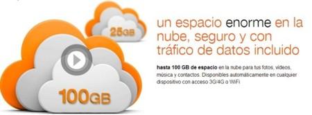 Orange lanza su propio servicio de alojamiento en la nube con 25 GB gratis y tráfico incluido