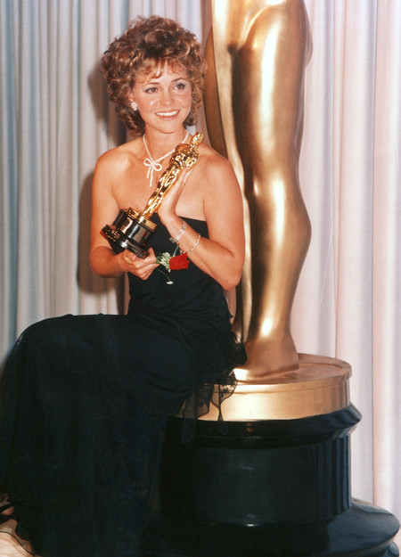 Sally Field Oscar 1984