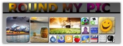 Round My Pic, redondea los bordes de tus fotografías en segundos