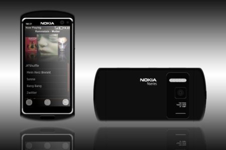 Nokia N8-01, concepto para actualizar los Symbian más potentes
