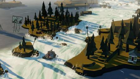 Ex-trabajadores de Bioshock y Halo anuncian The Flame in The Flood
