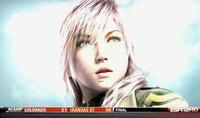 'Final Fantasy XIII', el anuncio americano proyectado en la NBA