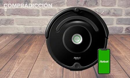 Esta semana este robot aspirador Roomba 671 te cuesta menos en Amazon: llévatelo por sólo 199 euros
