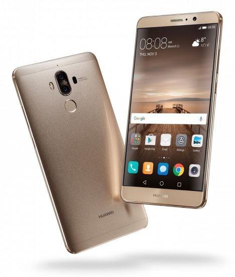 6fa56a5422930 ... partimos con el Huawei Mate 9 de 5