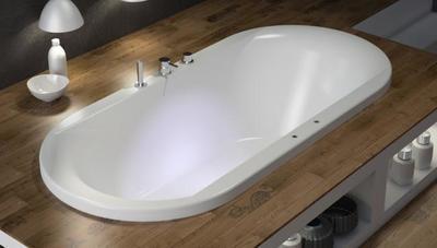 Una bañera para relajarse, Plenitud de Grandform