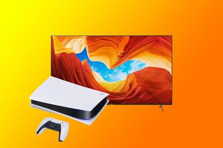 Chollo para jugones en Media Markt con envío antes de Navidad: la consola PS5 y esta smart TV 4K Sony con HDMI 2.1 por 1349 euros [AGOTADA]