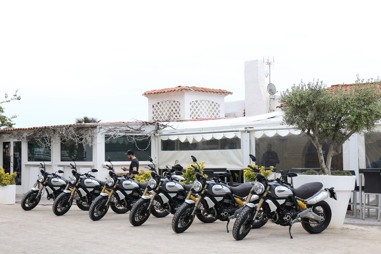 Foto de Ducati Scrambler 1100 2018, prueba (18/35)