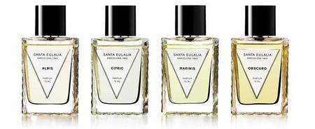 Santa Eulalia 4 Perfumes