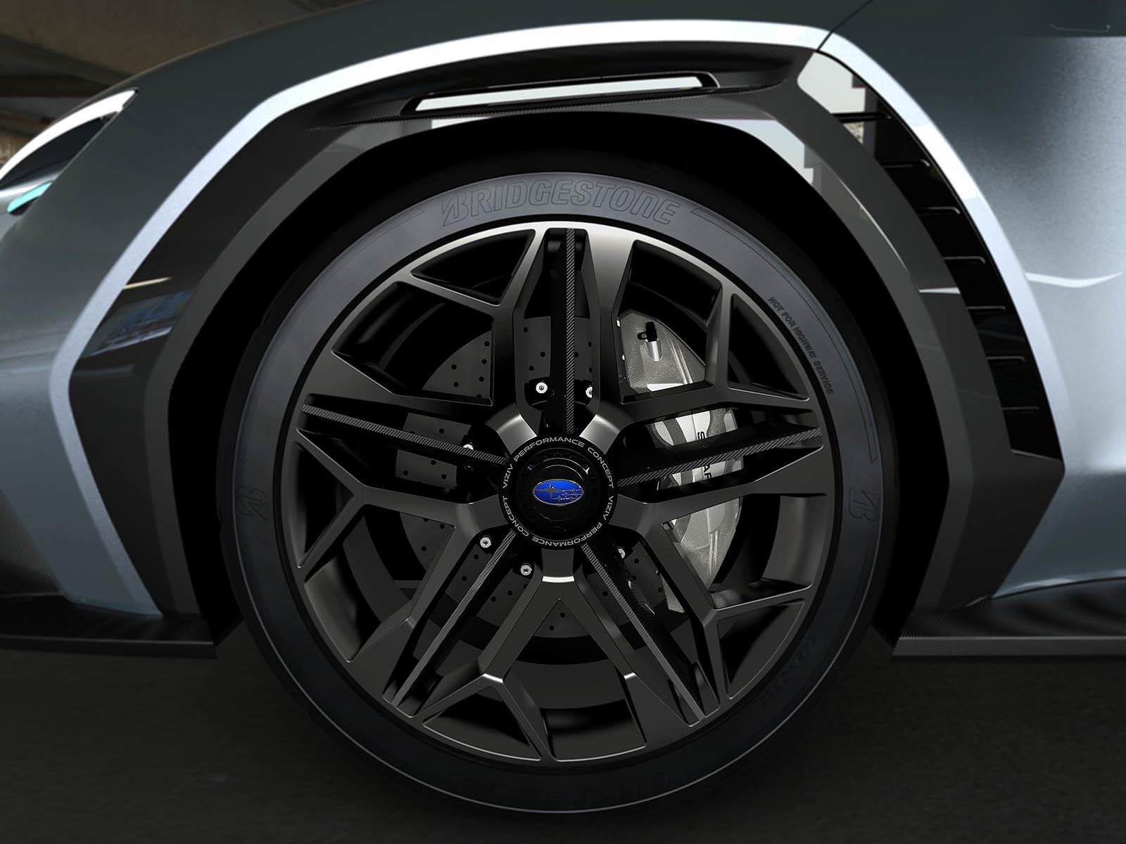 Foto de Subaru VIZIV Performance Concept (3/6)
