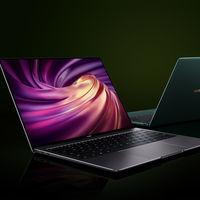 Huawei MateBook X Pro 2020: más potencia de la mano de los procesadores Intel de décima generación