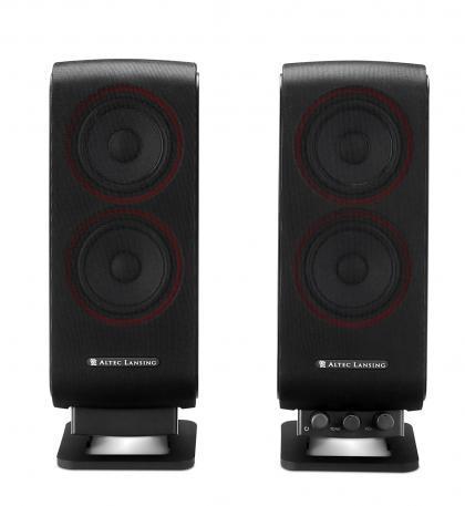 Altavoces Altec Lansing VS2420 y el VS2421