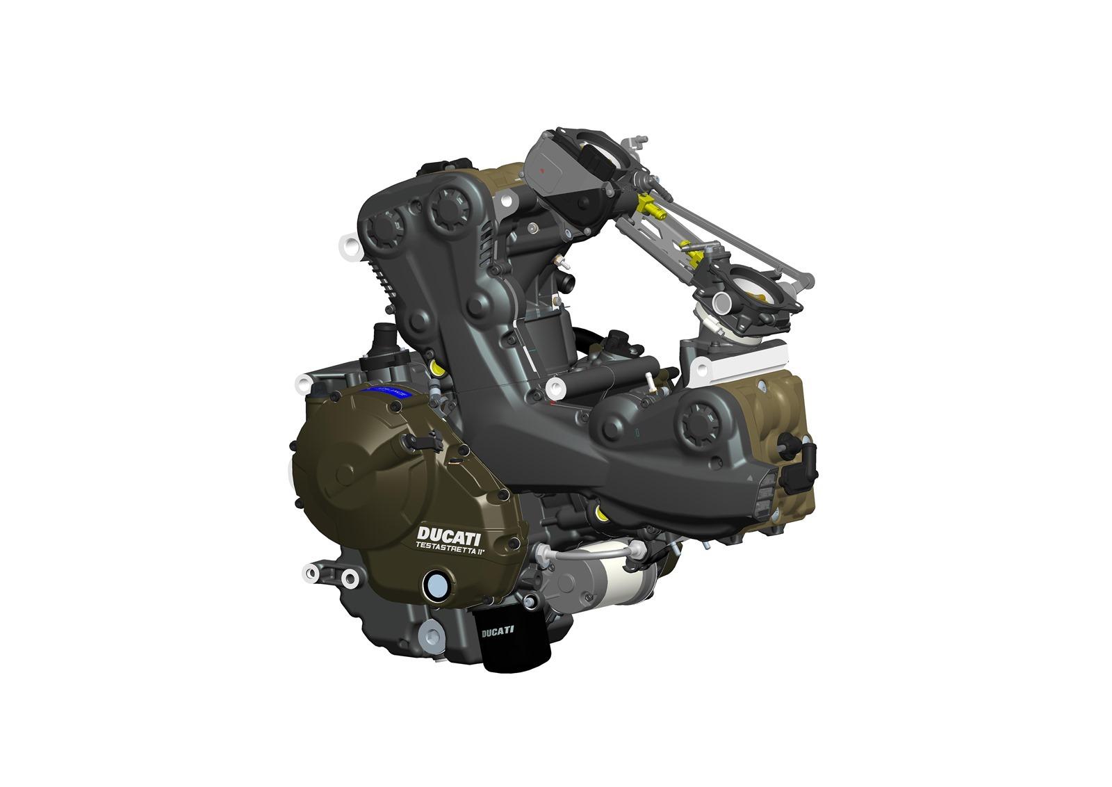 Foto de Ducati Monster 821, CAD y accesorios (1/62)
