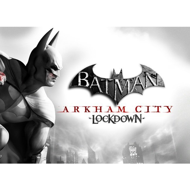 Batman Arkham City Lockdown, Pantalla de presentación en iOS