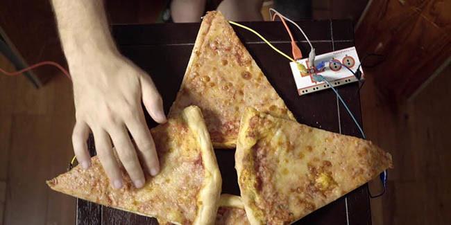 Pizza Tetris