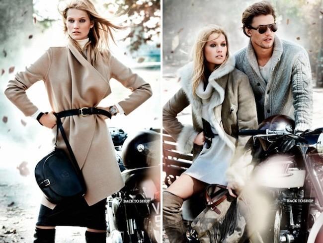 campaña massimo dutti otoño-invierno 2013/2014 tonos beige