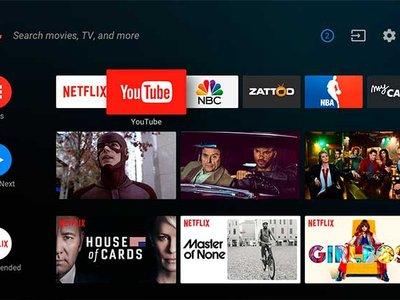 En el Google I/O también se habla de Android TV con una renovada interfaz que ofrecerá interesantes propuestas