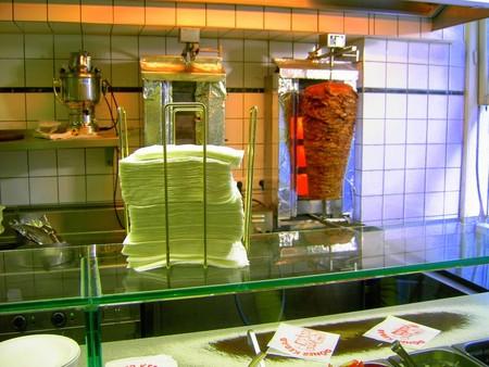 Kebab en Alemania