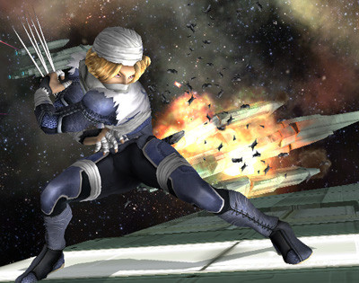 Sheik aparecerá en 'Super Smash Bros. Brawl'