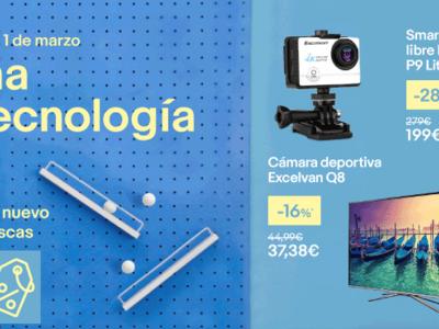 Las 16 mejores ofertas de la semana de la tecnología en eBay