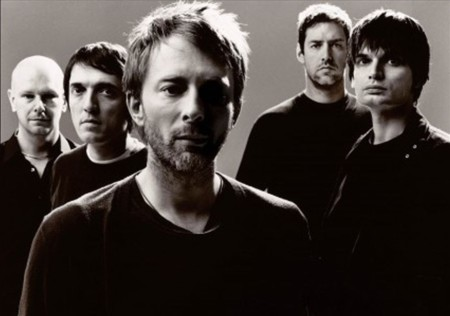 "Radiohead ""desaparece"" de Internet"
