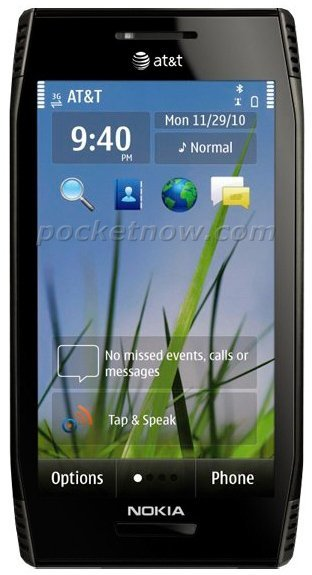 Nokia X7, lo vemos desde todos los ángulos