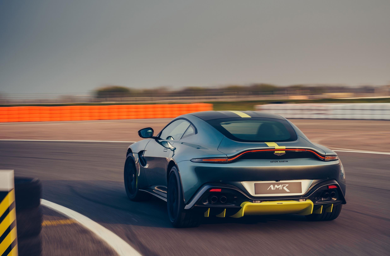 Foto de Aston Martin Vantage AMR (12/14)
