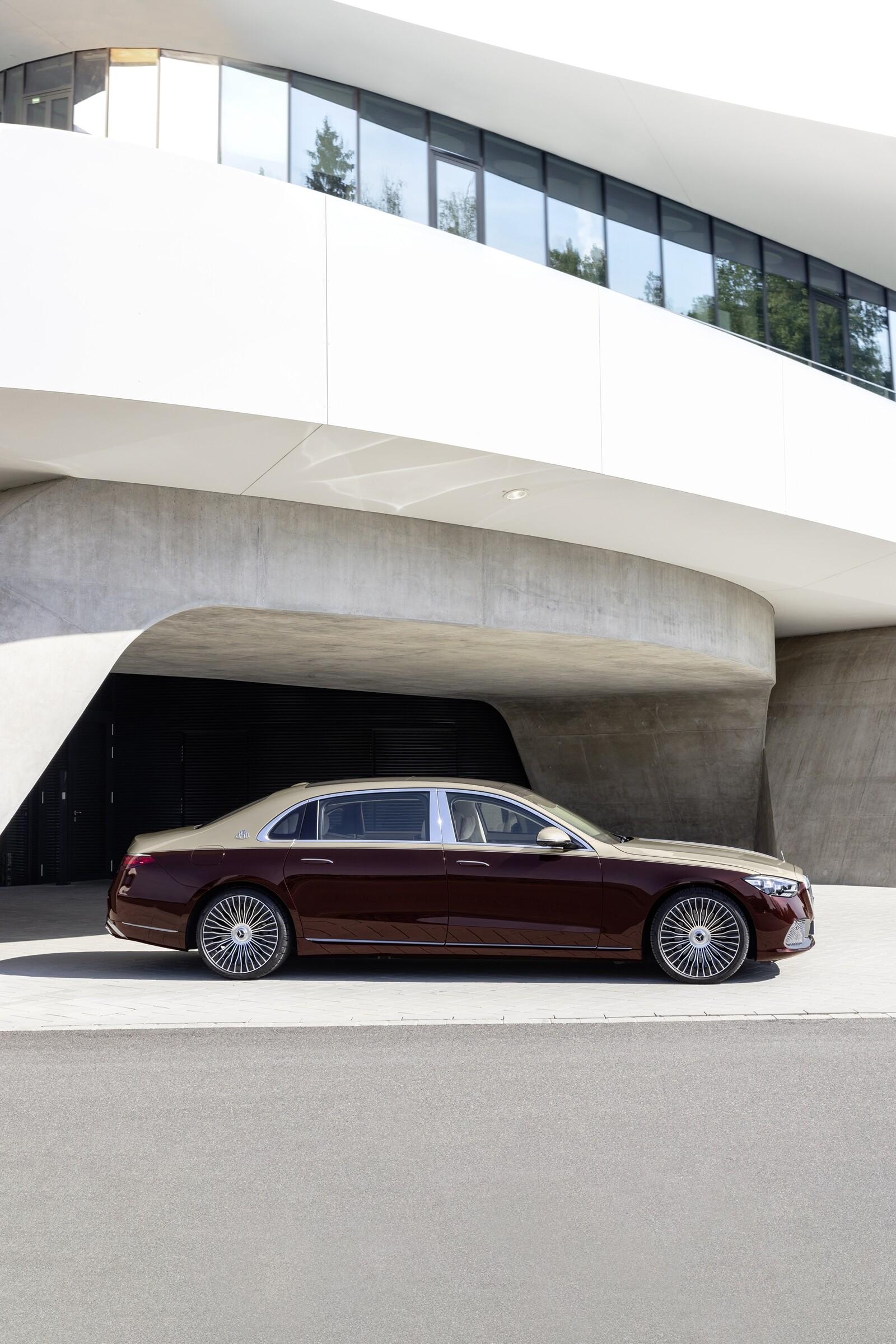 Foto de Mercedes-Maybach Clase S 2021 (41/43)