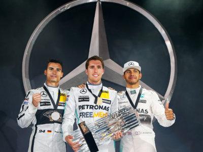 Dani Juncadella luchará por ganar el DTM como piloto oficial Mercedes