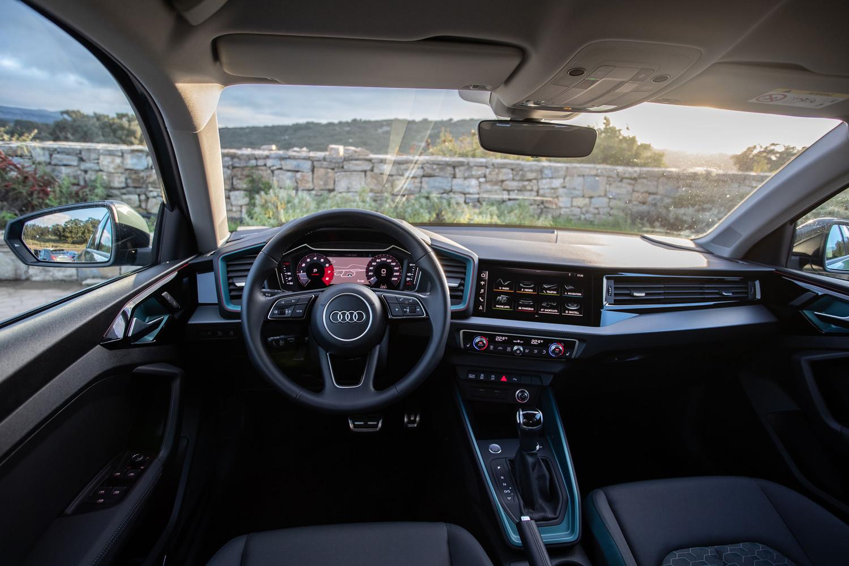 Foto de Audi A1 2018, toma de contacto (87/172)