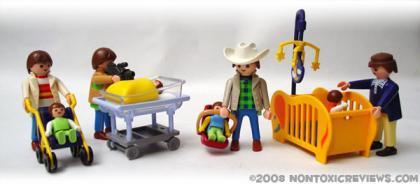 Papás Playmobil: las cosas están cambiando