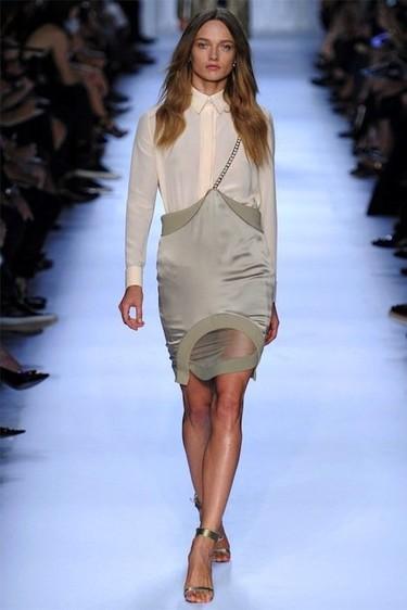 Givenchy Primavera-Verano 2012: los outfits del futuro