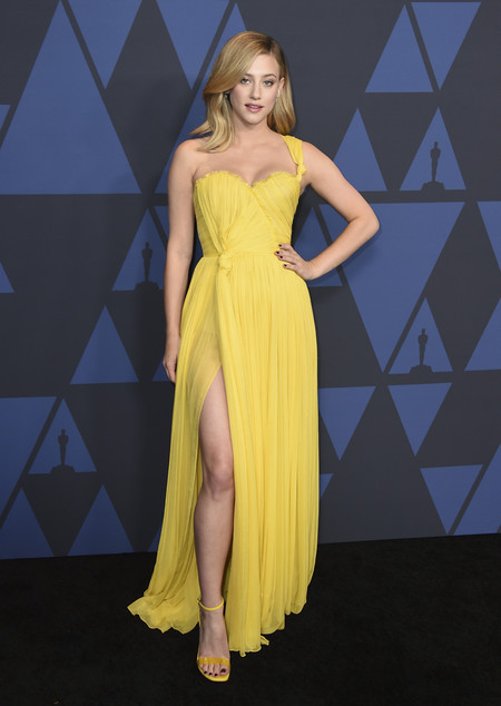 Lili Reinhart Governors Awards 2019