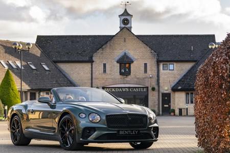 Bentley Continental GT Convertible Equestrian Edition, combinando la elegancia y la pasión por los caballos