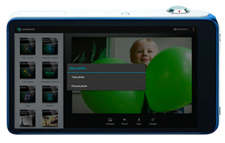 Curso de fotografía con Android (X): cómo editar fotos con Snapseed