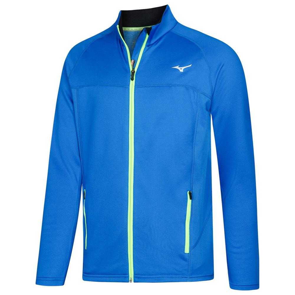 Mizuno BT Lightweight Fleece Jacket Chaqueta de running para hombre J2GE5502-25