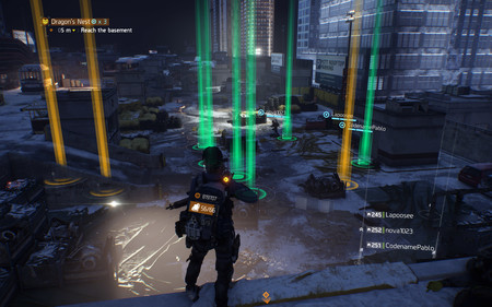 Tc The Division Dragons Nest Loot Fest