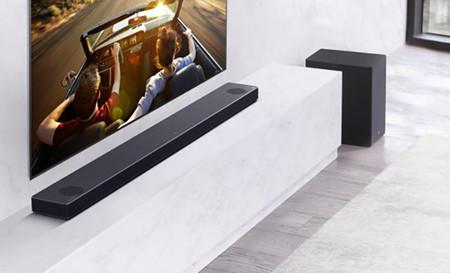 La Inteligencia Artificial llegará a las barras de sonido de LG en 2020 para facilitar la calibración del audio en casa